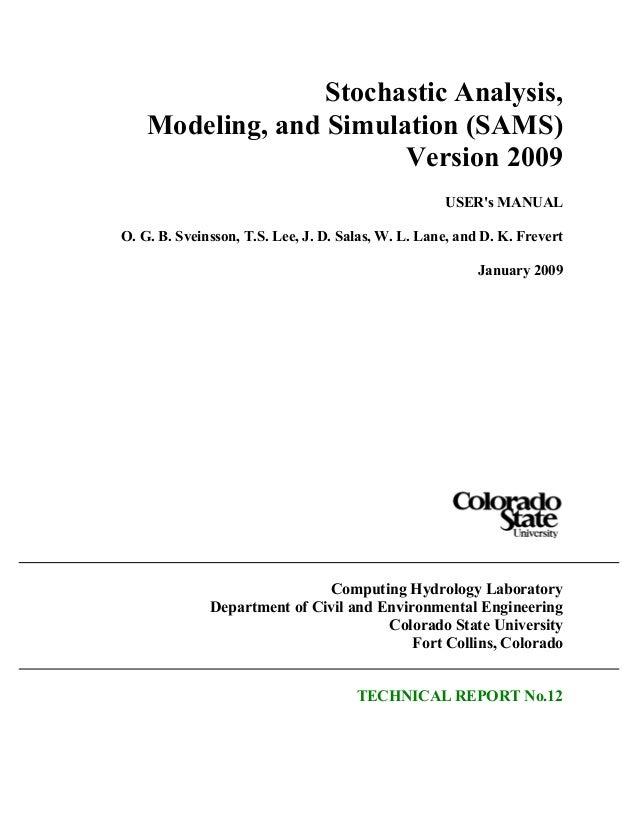 Manual de sams 2009