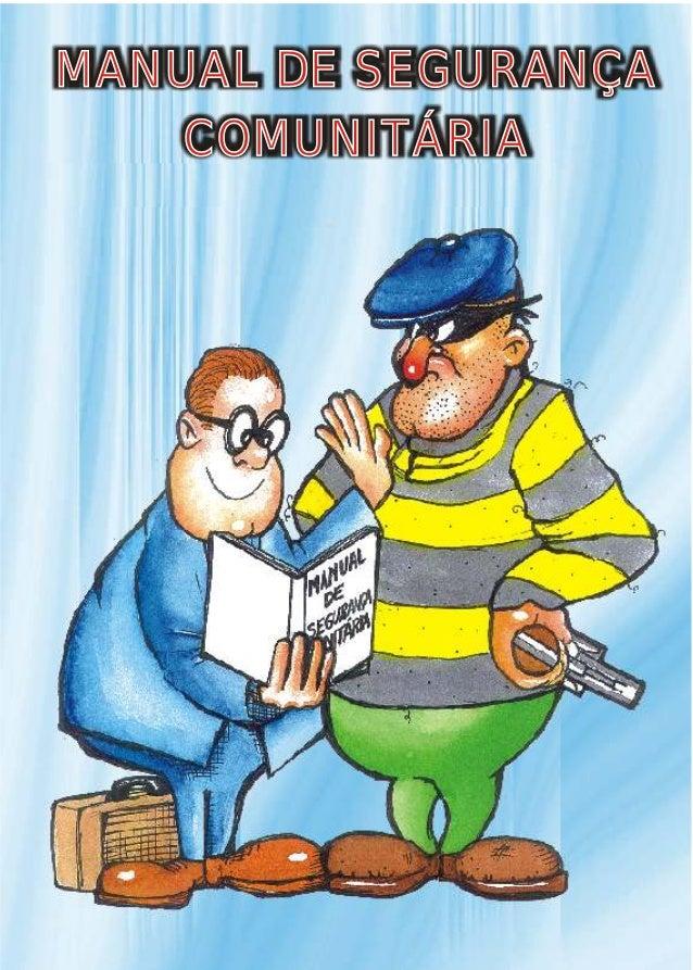 Manual de seguranca comunitária