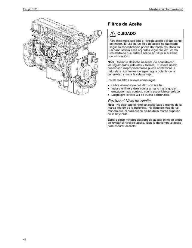 Manual de servicio camiones volvo