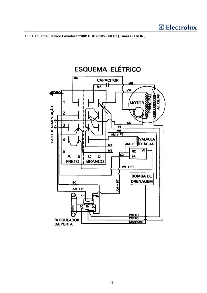 manual de servi u00e7o electrolux top 8