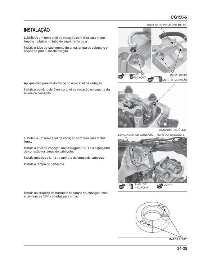 Manual de serviço ms cg150 titan ks es esd cg150 job (2006