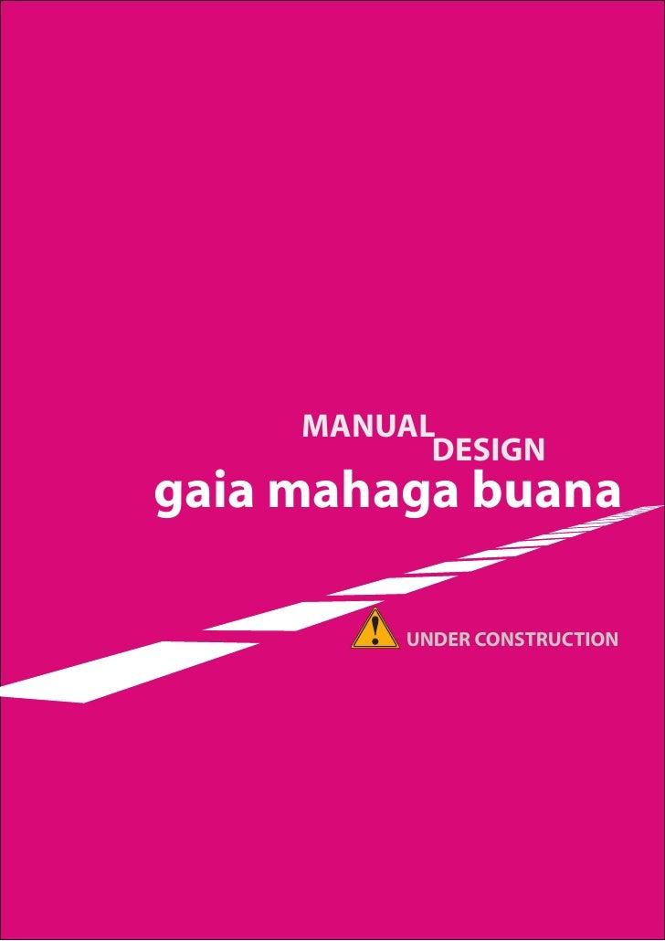 Manual design gmb
