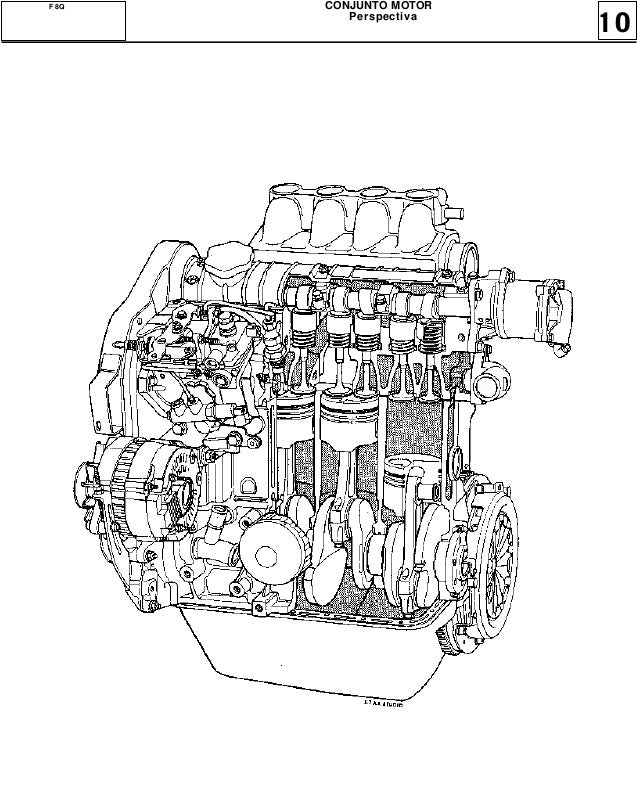 Manual despiece motor fiat diesel