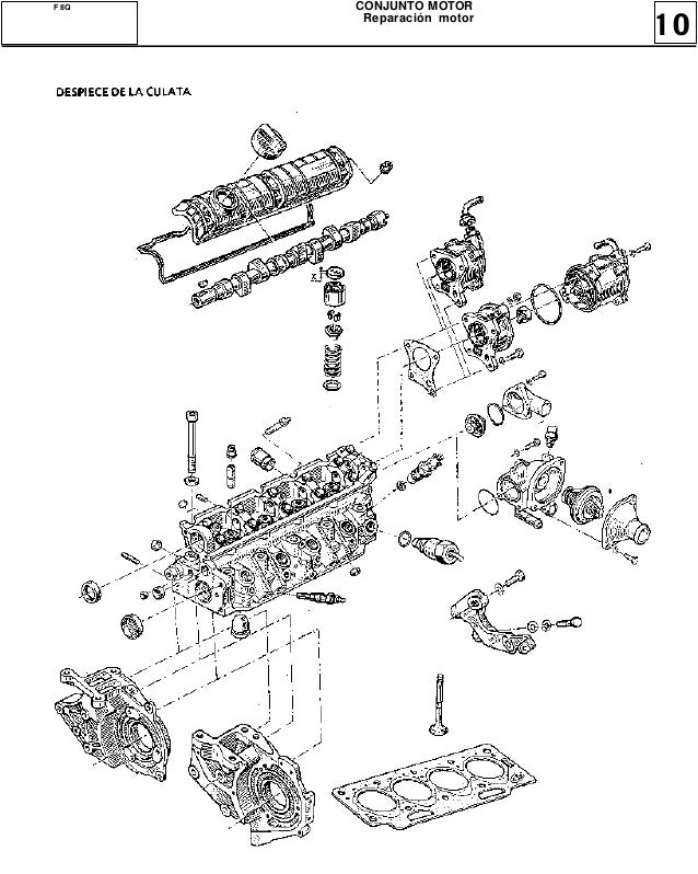 motor heavy truck repair manual