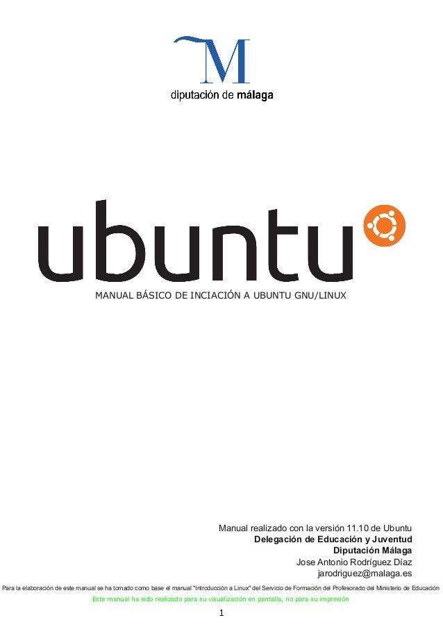 Manual de ubuntu 11.10