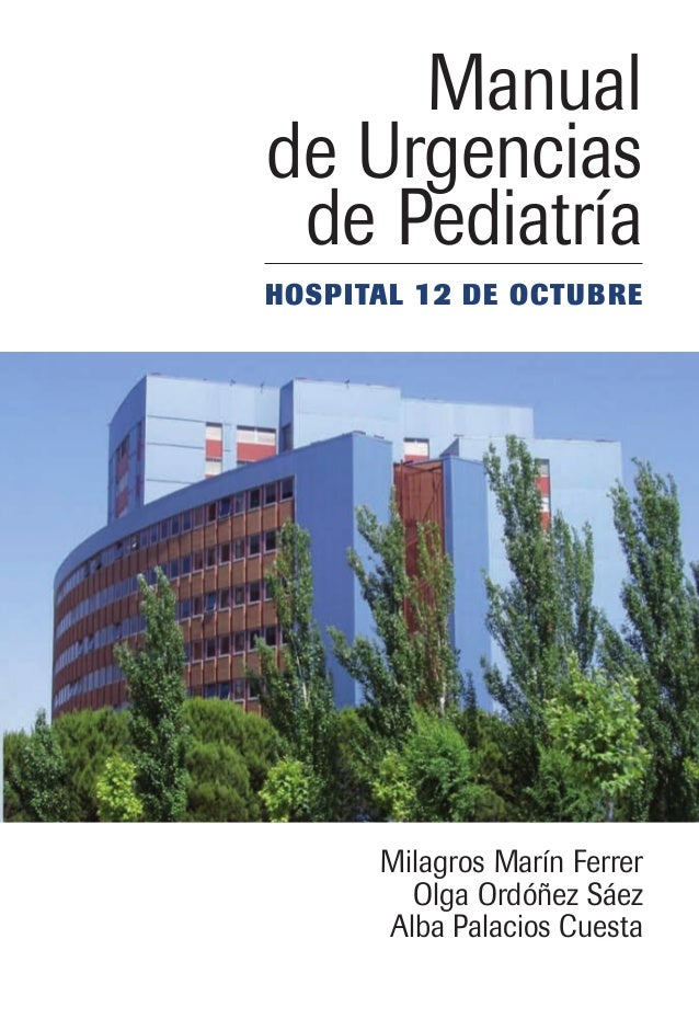 Manual de urgencias de pediatría
