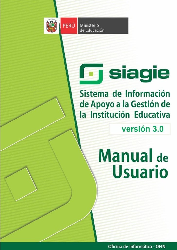 MANUAL DE USUARIO SIAGIE 3 completo