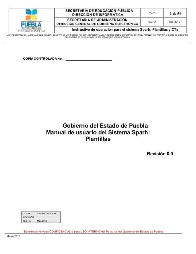 Manual deusuariosparch
