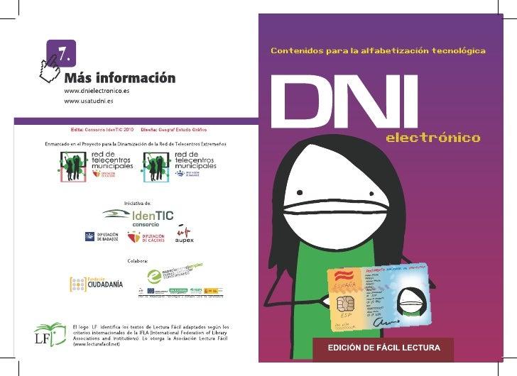 Manual DNI Electrónico