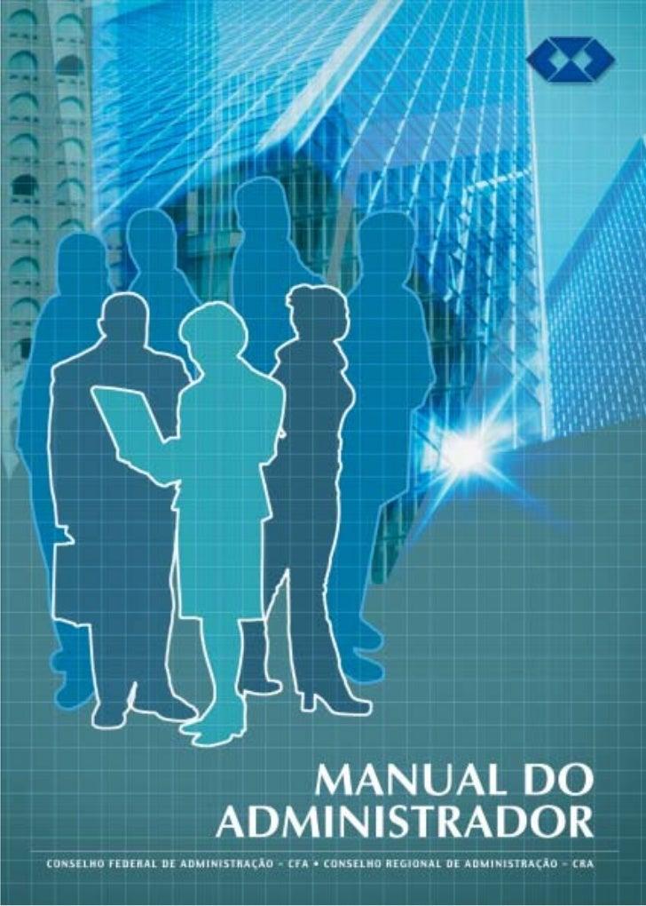 Manual do administrador