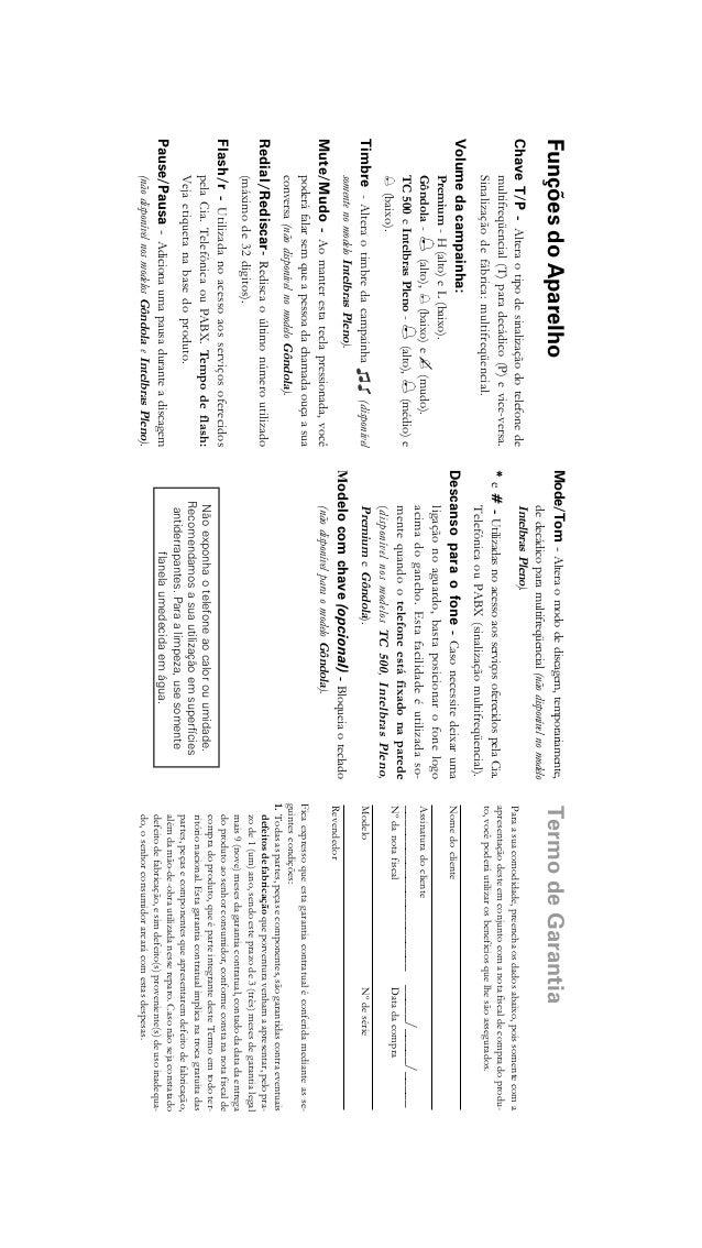 Manual do Usuário Pleno Intelbras- LojaTotalseg.com.br