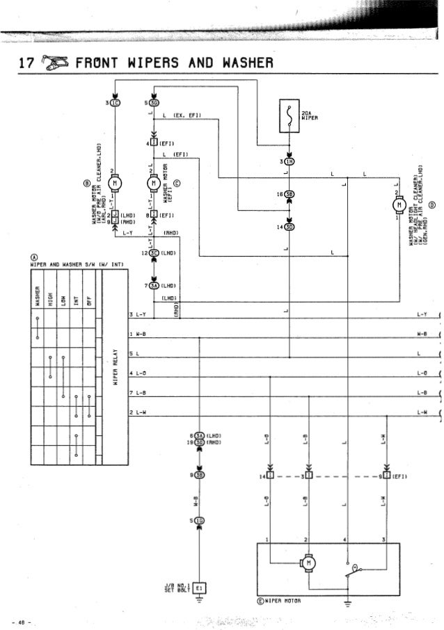 Manual electrico de toyota corolla