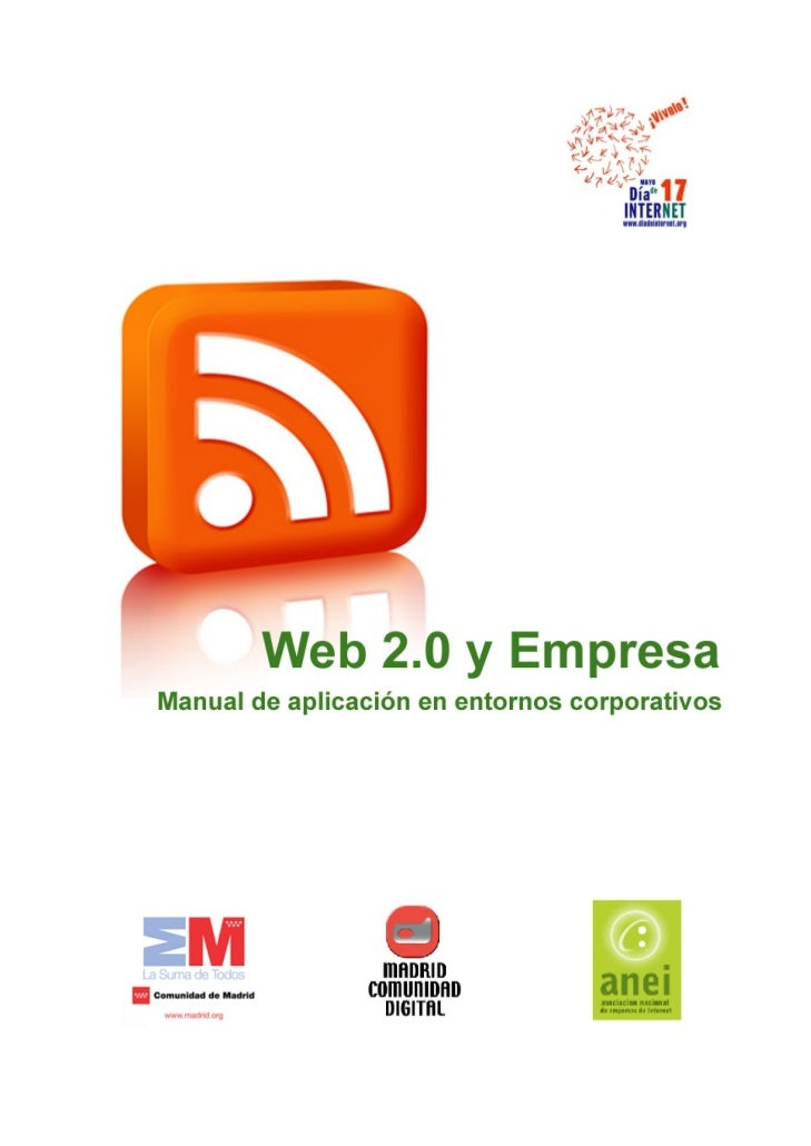 Manual Empresa web2,0. Celaya