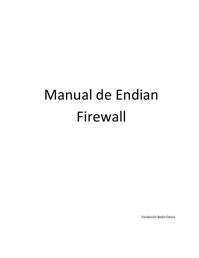 Manual endian