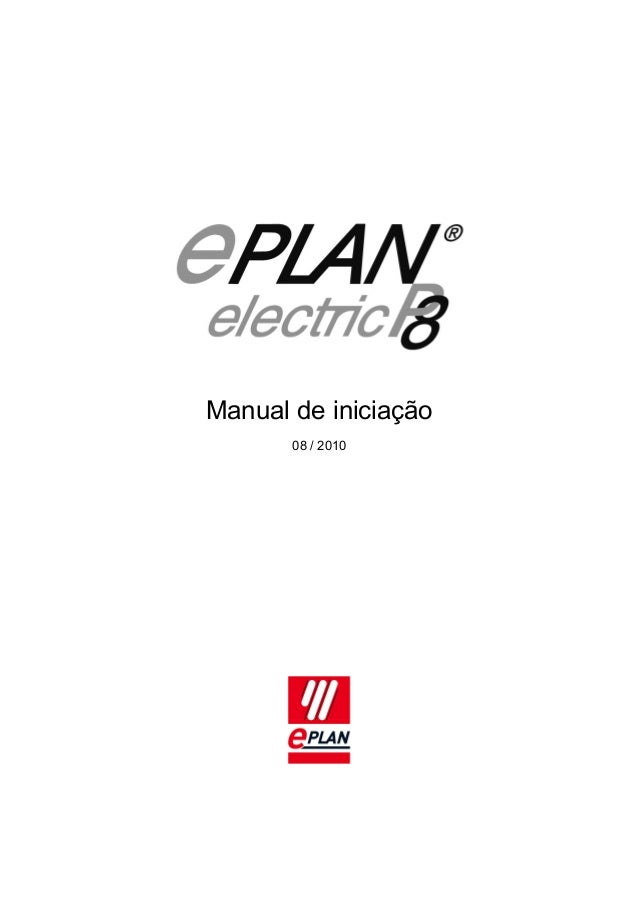Manual EPLAN eletric p8