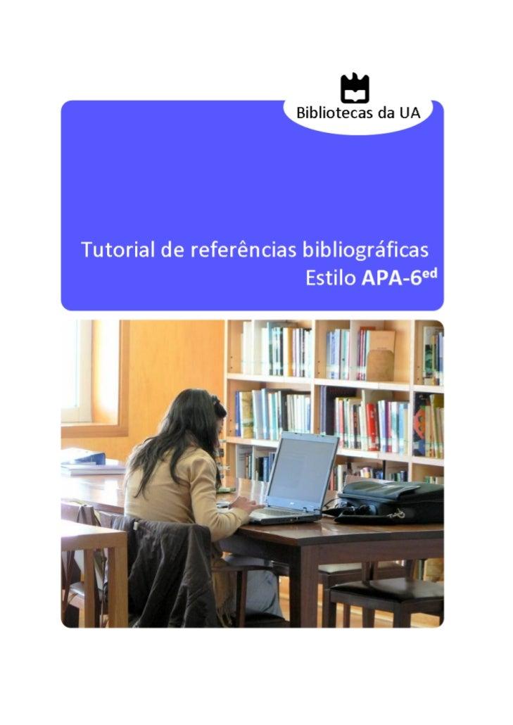 Manual estilo APA6