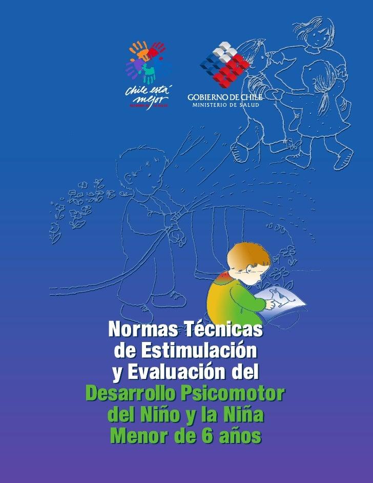 Manual evaluacion y_estimulacion_dsm