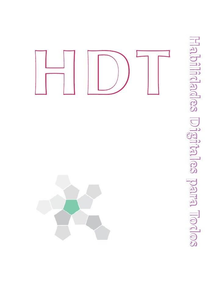 Habilidades Digitales para TodosHDT
