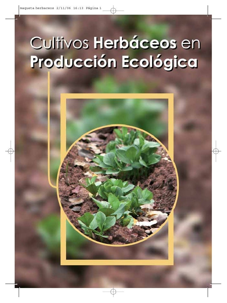 Manual herbaceos eco