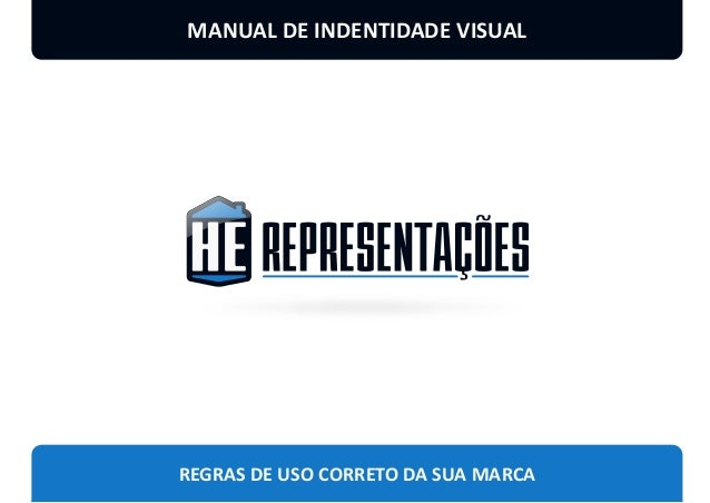 Manual da Marca - HE Representações