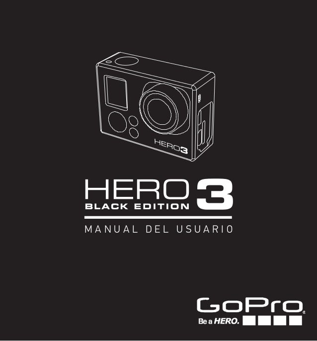 Manual en Español de la GoPro Hero 3