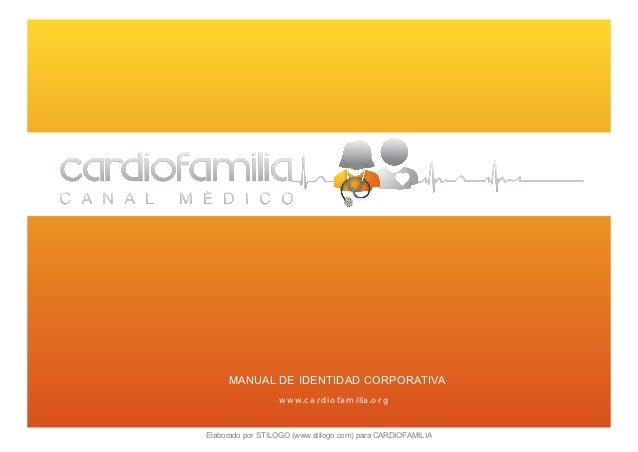 Manual identidad corporativa_cardiofamilia