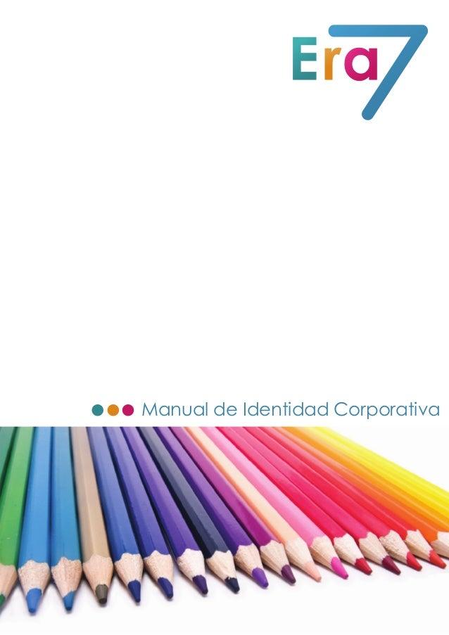 Manual identidad corporativa_era7