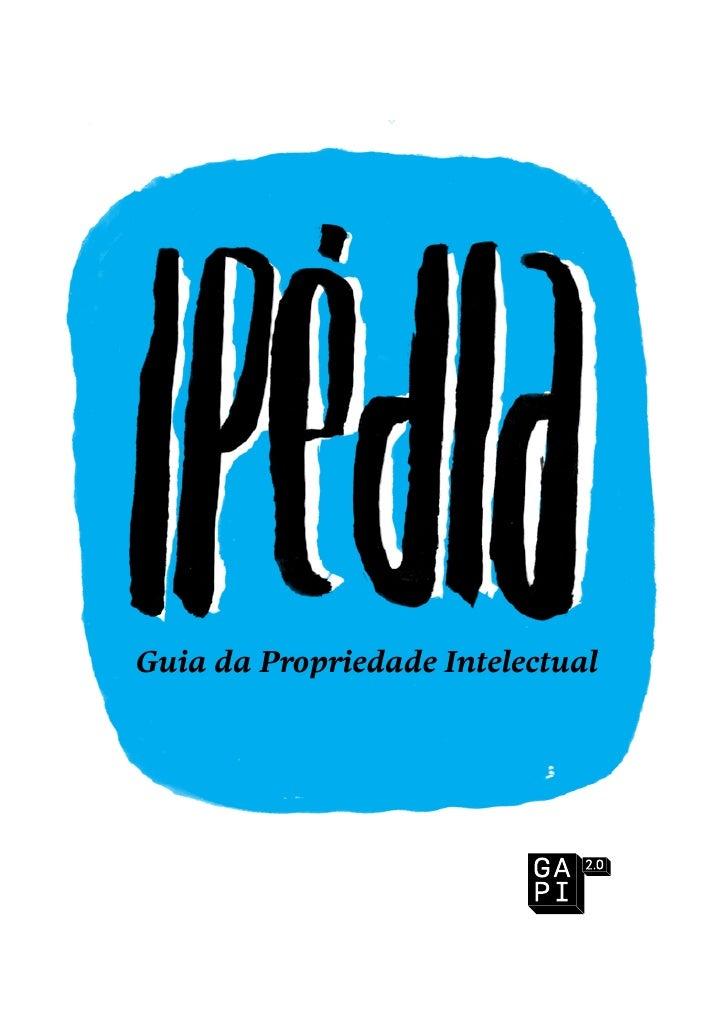Ipedia - Guia da Propriedade Intelectual