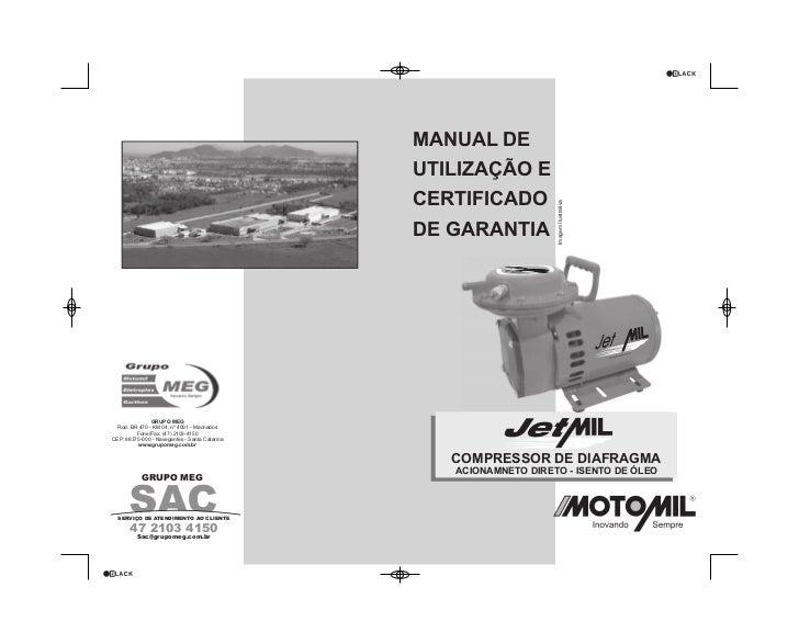 Motomil Manual Jetmil