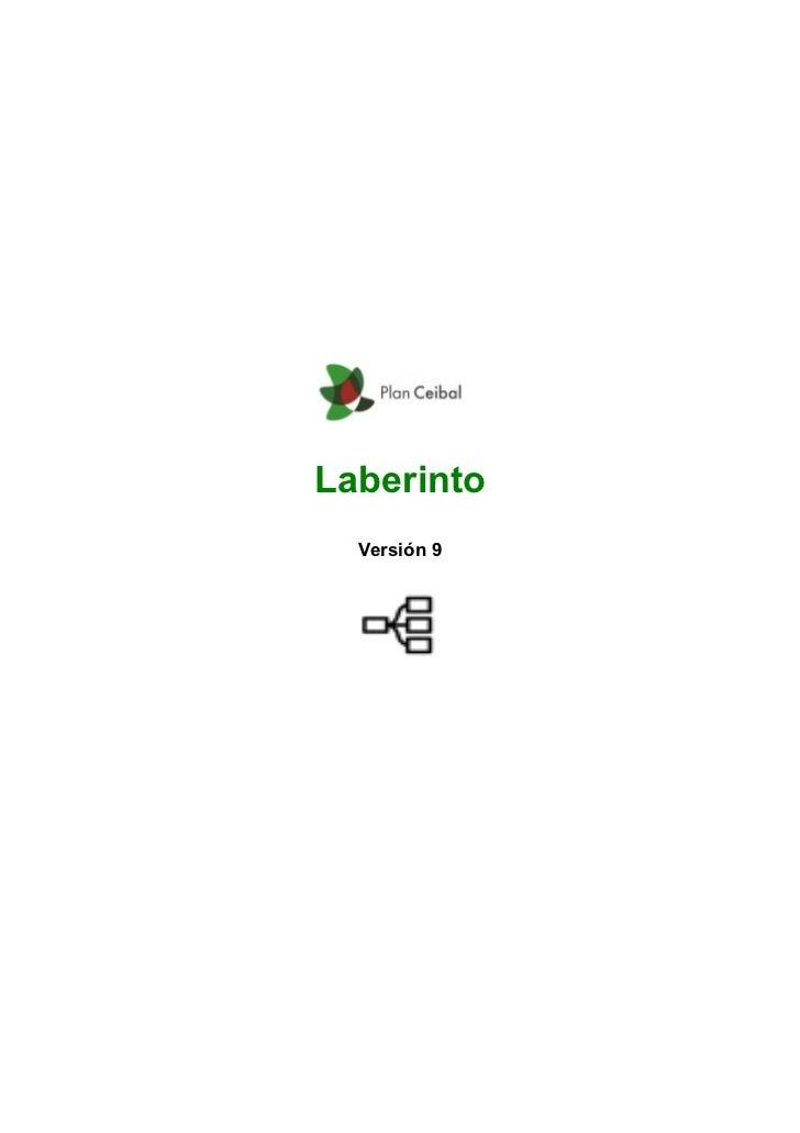 Laberinto  Versión 9