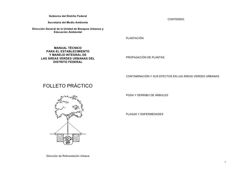 Gobierno del Distrito Federal                                                                               CONTENIDO     ...