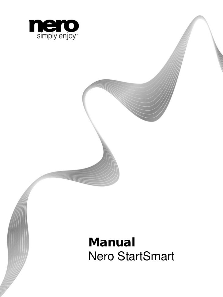 ManualNero StartSmart