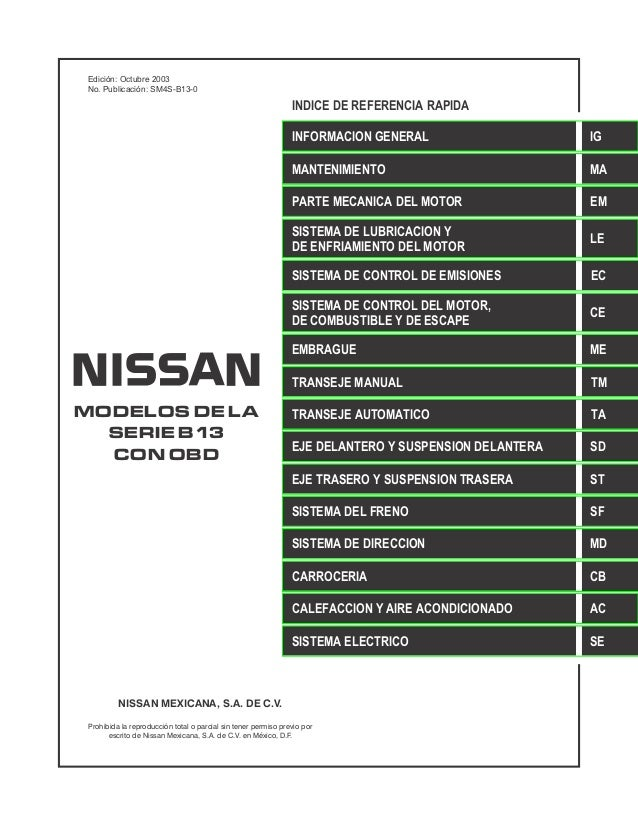 Manual+nissan+v16