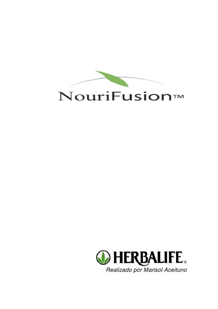 Manual Nutricion Externa Herbalife Nourifusion Skin | apexwallpapers ...