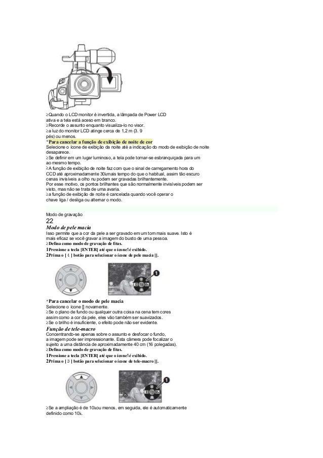 Manual panasonic ag-dvc_20