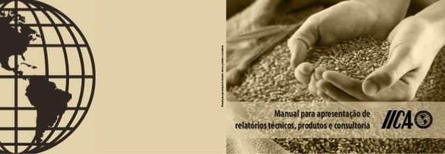 Manualparaapresentaçãoderelatóriostécnicos,produtoseconsultoriaManual para apresentação derelatórios técnicos, produtos e ...