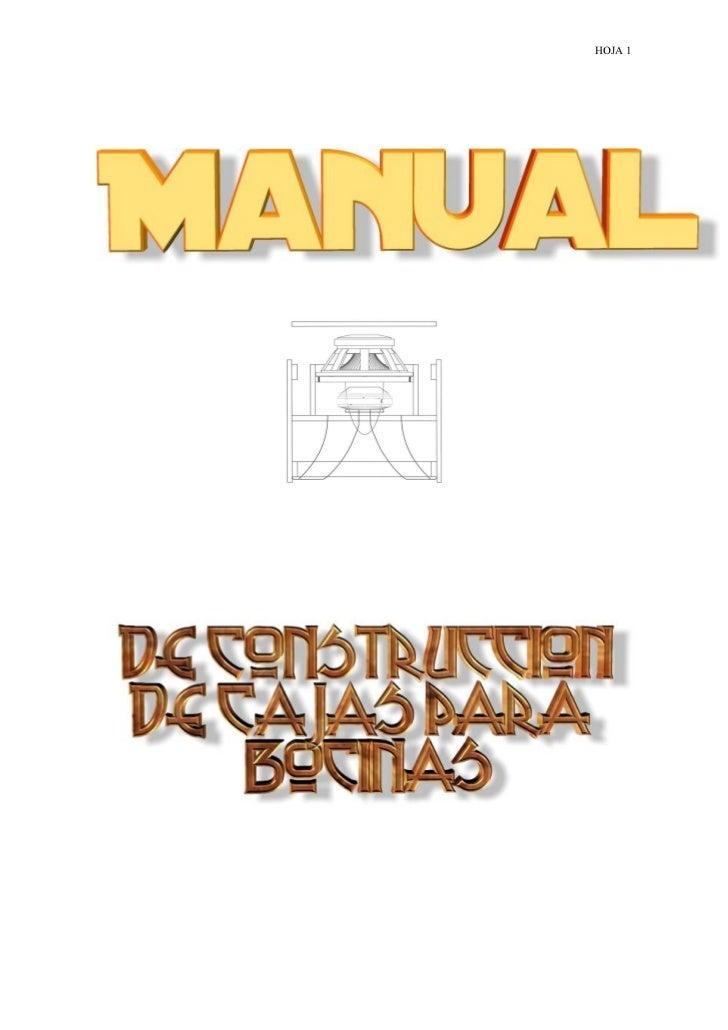 Manual para construir_cajones_de_bocinas[1]