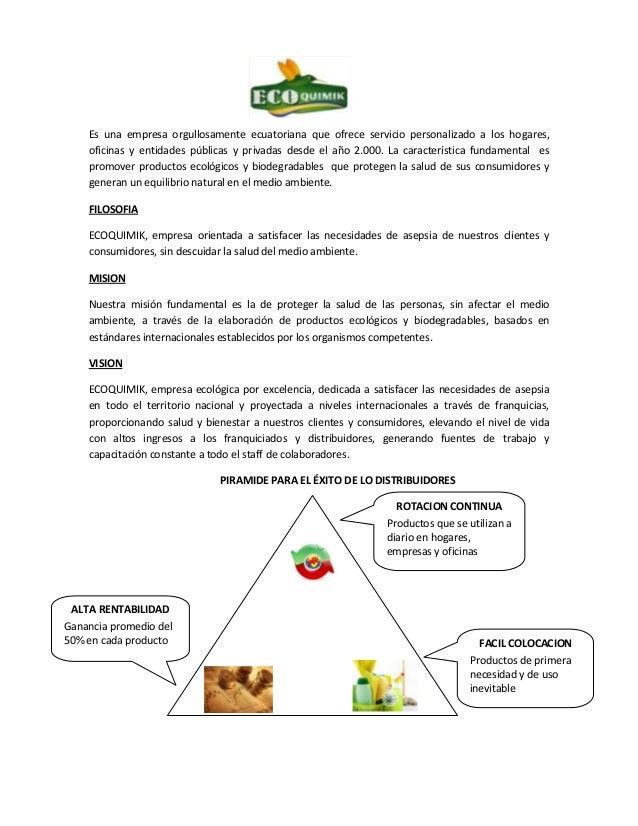 Es una empresa orgullosamente ecuatoriana que ofrece servicio personalizado a los hogares,    oficinas y entidades pública...