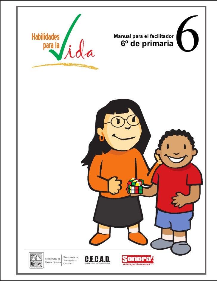 Manual Para El Facilitador 6u00ba De Primaria View