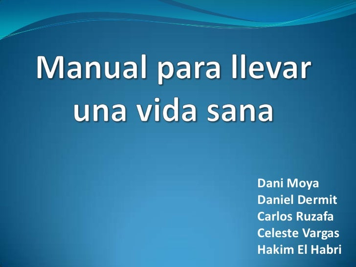 Dani MoyaDaniel DermitCarlos RuzafaCeleste VargasHakim El Habri