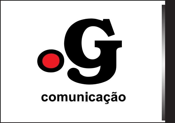 . .G comunicação