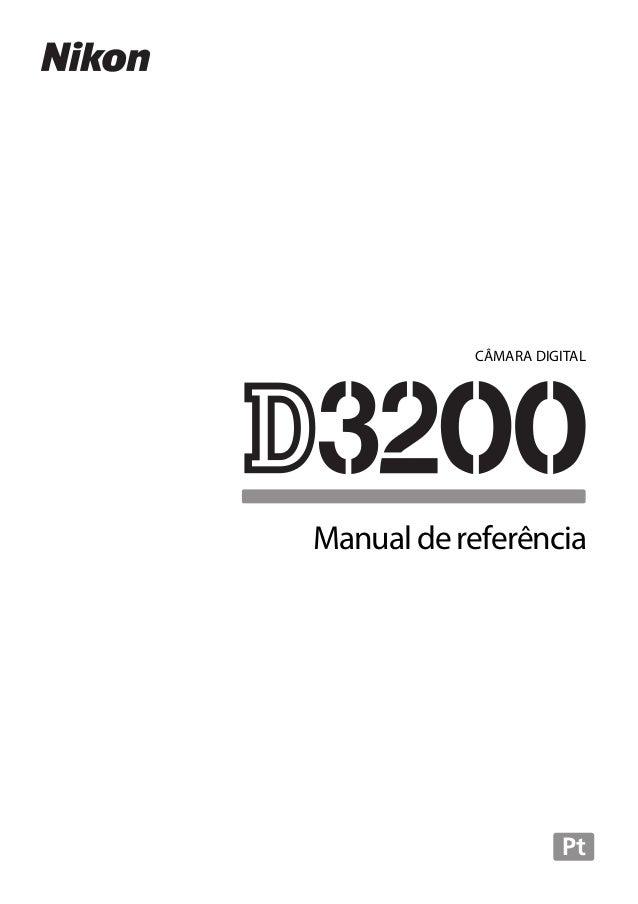CÂMARA DIGITAL Manual de referência Pt