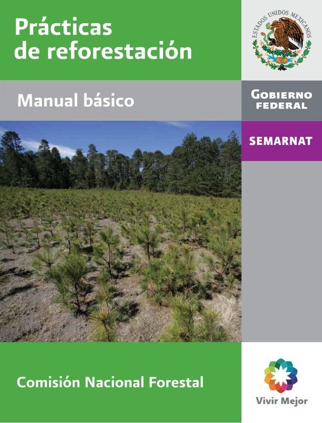 Prácticas de reforestación Manual básico