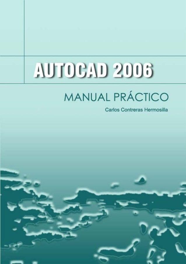 Manual practico auto cad 2006