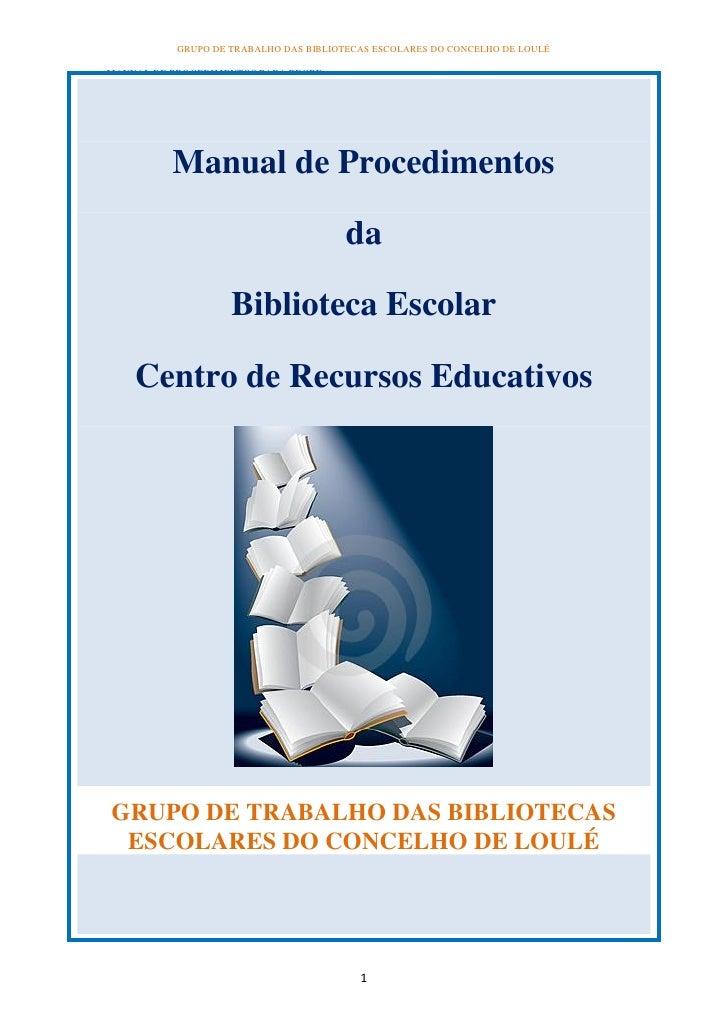 Manual procedimentos be_-_pdf