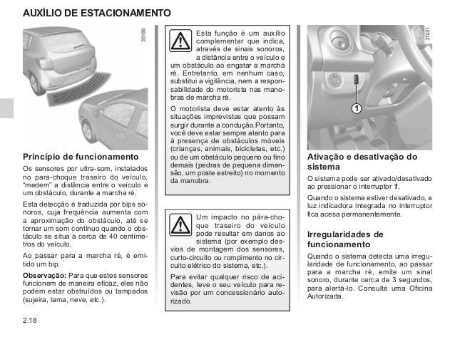 Manual do Proprietario Renault Logan