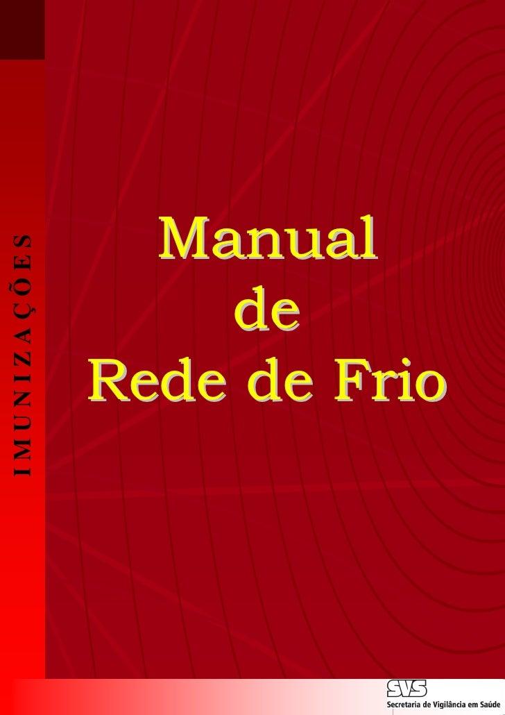 Manual rede de_frio_-_2007