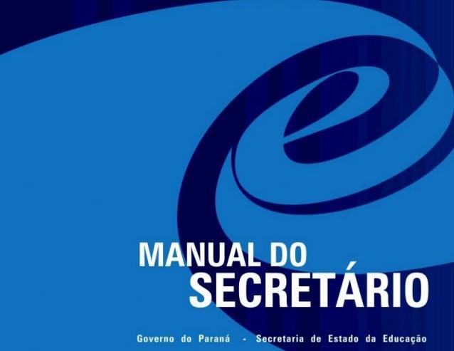Manual secretario-