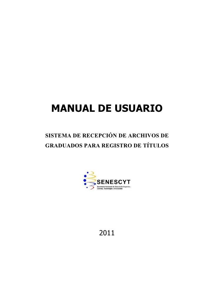 Manual senacyt