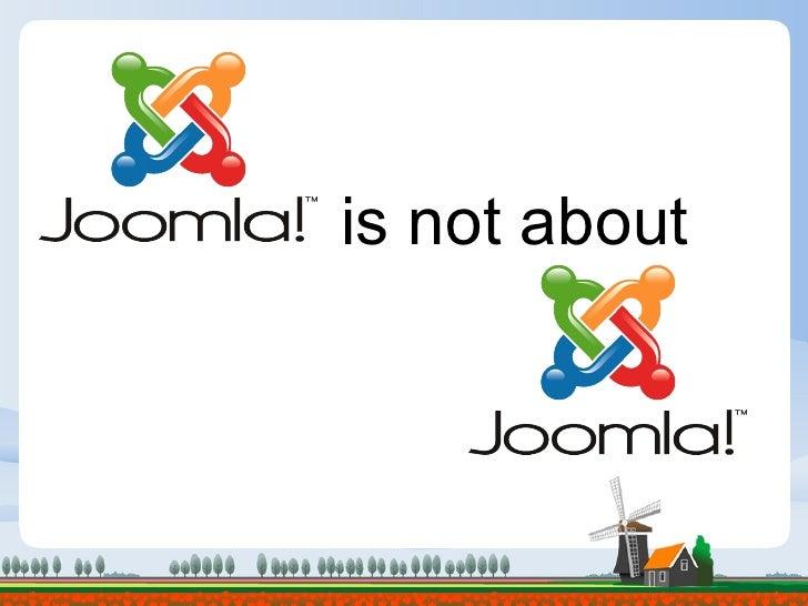 Joomladays 2010 - ManualsFountain